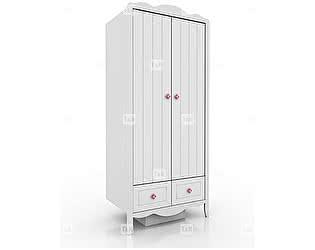 Купить шкаф Tomy Niki Grace 300E23 2х дверный с двумя ящиками