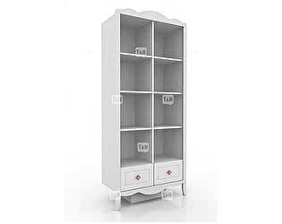 Купить стеллаж Tomy Niki Grace 300R25 книжный с 2 ящиками