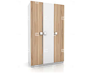 Купить шкаф Tomy Niki Lucas Oak E30 3х дверный