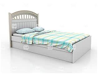 Купить кровать Tomy Niki Michael A32 (120) с подъемным механизмом и ящиком