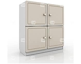 Купить шкаф Tomy Niki Michael R22 книжный 2 полки