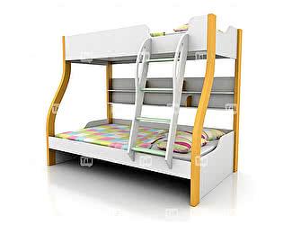 Купить кровать Tomy Niki Tracy A53 2х ярусная