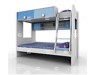 Купить кровать Tomy Niki Rich A55 двухъярусная