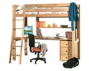 Купить кровать Велес-Арт чердак Кадет-4