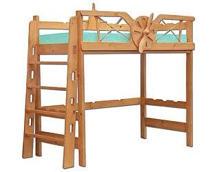 Купить кровать Велес-Арт чердак Самолет