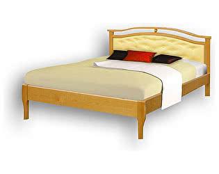 Купить кровать Велес-Арт Ария (кожа)