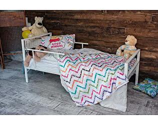 Купить кровать Francesco Rossi детская металлическая Аристо kids
