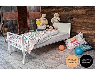 Купить кровать Francesco Rossi детская металлическая Лоренцо kids