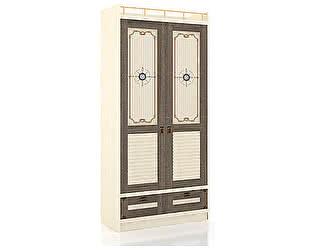Купить шкаф Любимый дом двухдверный Калипсо (ЛД 509.010)
