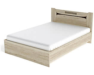 Купить кровать СБК Мале 1400х2000