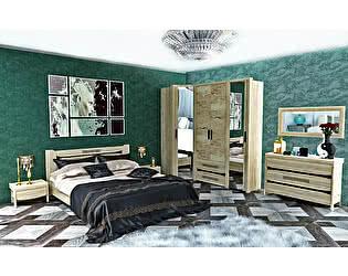 Купить спальню СБК Мале (Комплект 1)