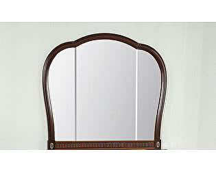 Купить зеркало Юта Милан 21 (орех)