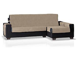 Купить чехол на диван Медежда Дублин на угловой диван непромокаемая (правый угол)