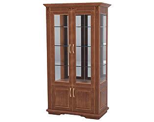 Купить шкаф DreamLine Палермо 2 створки витрина