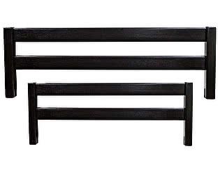 Купить  Мебель Холдинг Бортики для нижнего яруса двухъярусных кроватей (эмаль белая)