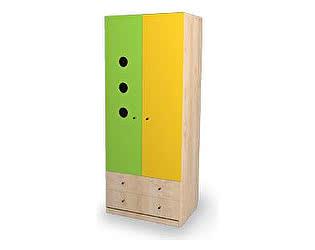 Купить шкаф 38 попугаев Выше радуги 3 иллюминатора