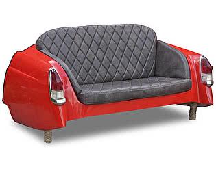Купить диван Rolling Stol Волга (Газ-21) глянец, без бампера, с подсветкой