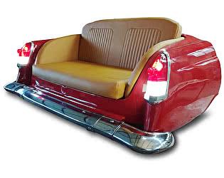 Купить диван Rolling Stol Волга (Газ-21) глянец, с бампером, с подсветкой