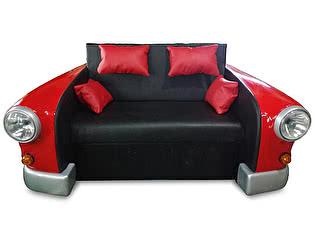 Купить диван Rolling Stol ExCar (Москвич 407) с подсветкой