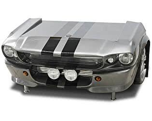 Купить стол Rolling Stol Ford Mustang (1967 г) цвет серый металлик, с подсветкой