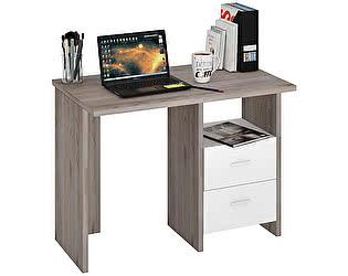 Купить стол Мэрдэс СКЛ-Прям100 со скругленными углами