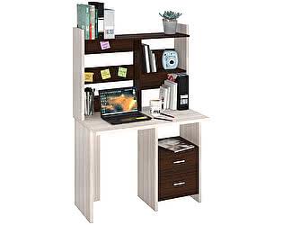 Купить стол Мэрдэс СКЛ-Прям100+НКЛ-100