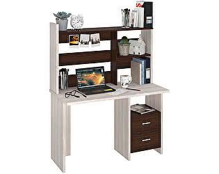 Купить стол Мэрдэс СКЛ-Прям120+ НКЛ-120