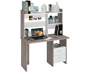 Купить стол Мэрдэс СКЛ-Прям120+ НКЛ-120 со скругленными углами