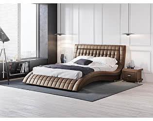Купить кровать Орма-мебель Атлантико (ткань бентлей)