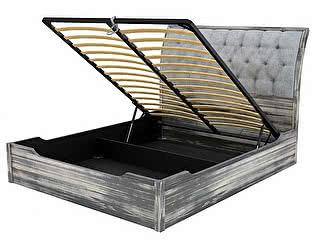 Купить кровать Орма-мебель Lester Antic с подъемным механизмом