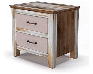 Купить тумбу Орма-мебель Vester Antic прикроватная