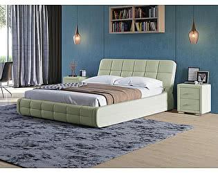 Купить кровать Орма-мебель Corso-6 (экокожа цвета люкс)