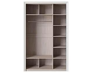 Купить шкаф Кураж Прато СП.0111.403 3-х дверный (корпус)