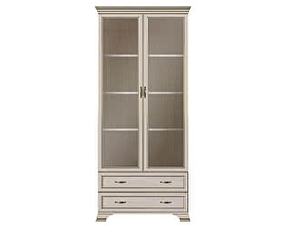 Купить шкаф Кураж Сиена ГТ.0123.302 (2 стеклодвери)