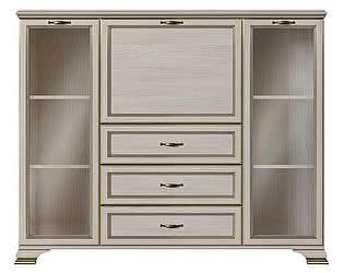 Купить шкаф Кураж Сиена ГТ.0123.304 низкий (2 стеклодвери)