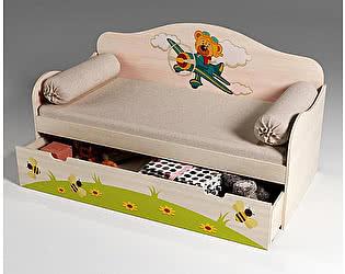 Купить кровать Фанки Кидз Самолет 40008