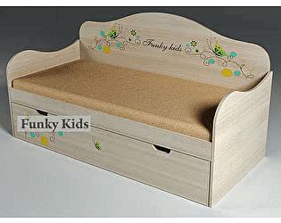 Купить кровать Фанки Кидз Бабочки 40011