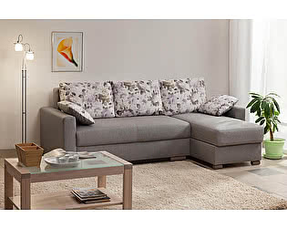 Купить диван Боровичи-мебель угловой  Лира с прямыми боковинами 1600