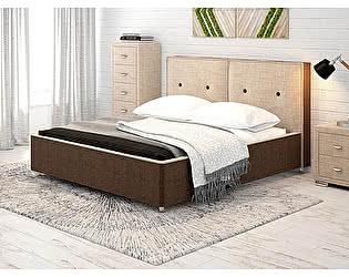 Купить кровать Орма-мебель Romano (ткань)