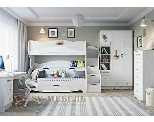Купить детскую SV-мебель Акварель Комплектация 1