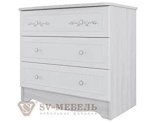Купить комод SV-мебель Акварель (3 ящика)