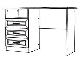 Купить стол SV-мебель Вега ДМ-07