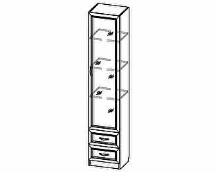 Купить шкаф SV-мебель Пенал с зеркалом SV-мебель Вега ДМ-11