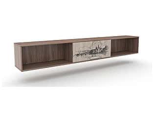 Купить полку SV-мебель Город навесная
