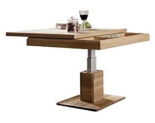 Купить стол M-City V-LOFT / LO FC99H/ Wildnuss Geolt UW / 90/90 cm