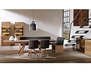 Купить стол M-City V-LOFT / LO FTS 120/ Wildeiche Geolt EG / 100/200 cm