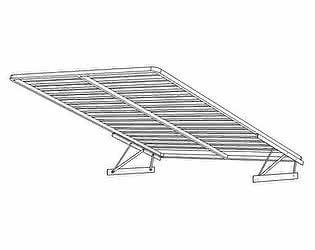 Купить основание SV-мебель с подъемным механизмом №1 (1,6м)