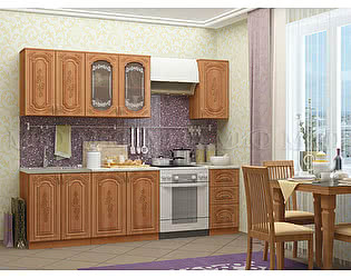 Купить кухню Миф Лиза-2 МДФ матовая 2000
