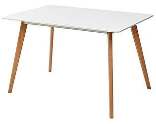 Купить стол M-City ABELE 120 белый