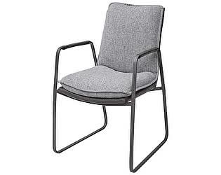 Купить кресло M-City MALABO GREY, ткань + экокожа